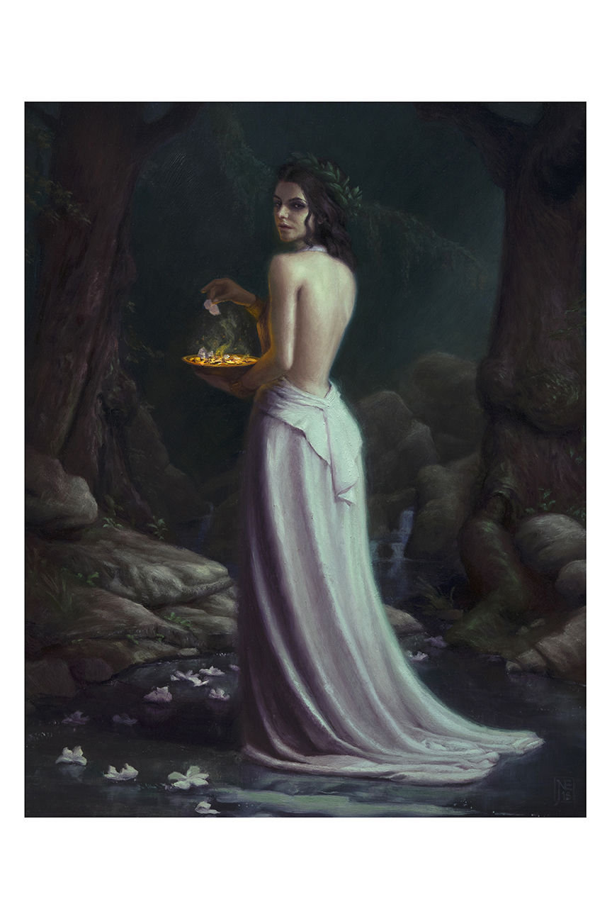 The Oracle (Print)