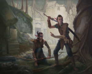 Keepers of the Sacred Wood